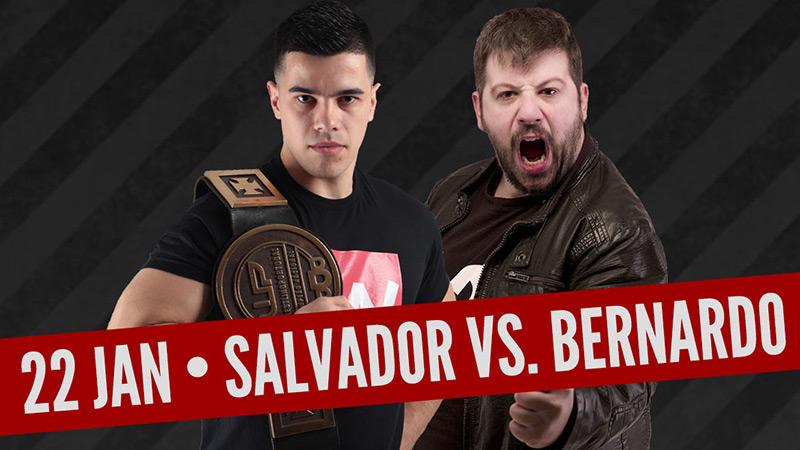 WP Salvador vs Bernardo