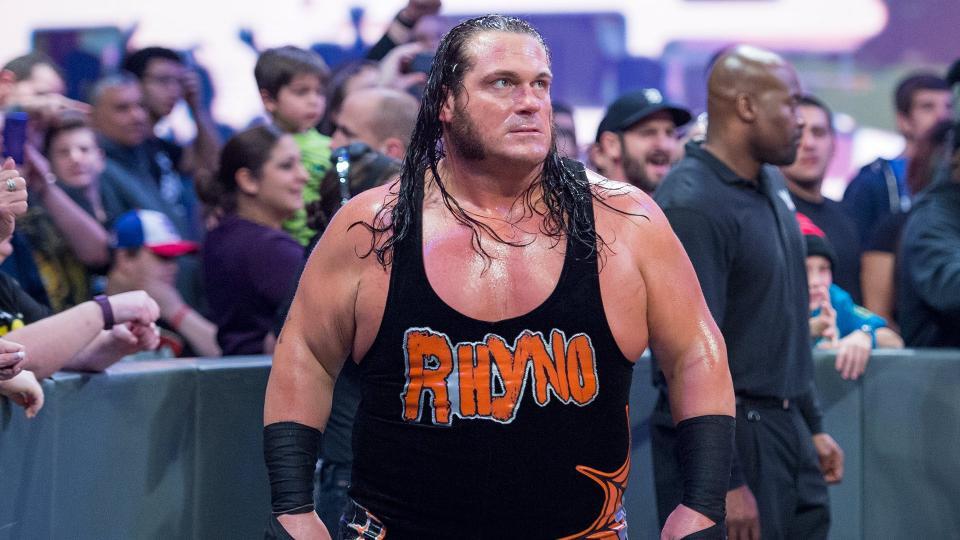 Terrence E Deal >> Rhyno pode estar de saída da WWE - Wrestling PT