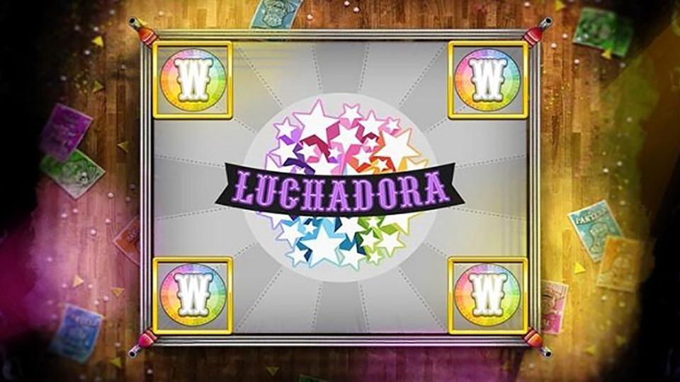 Luchadora Slot Machine