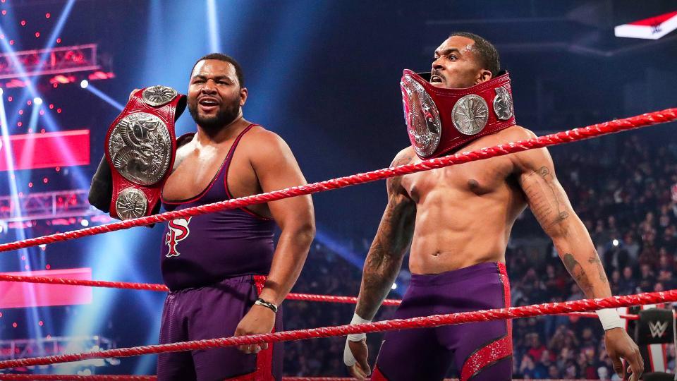 Street Profits são os novos Raw Tag Team Champions - Wrestling PT
