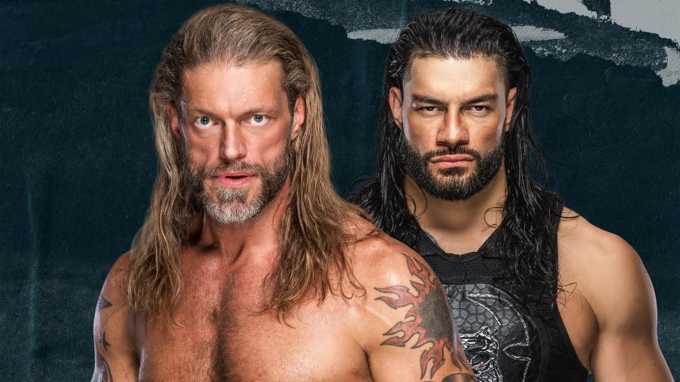 Wwe Uncertain About Edge And Roman Reigns Battle