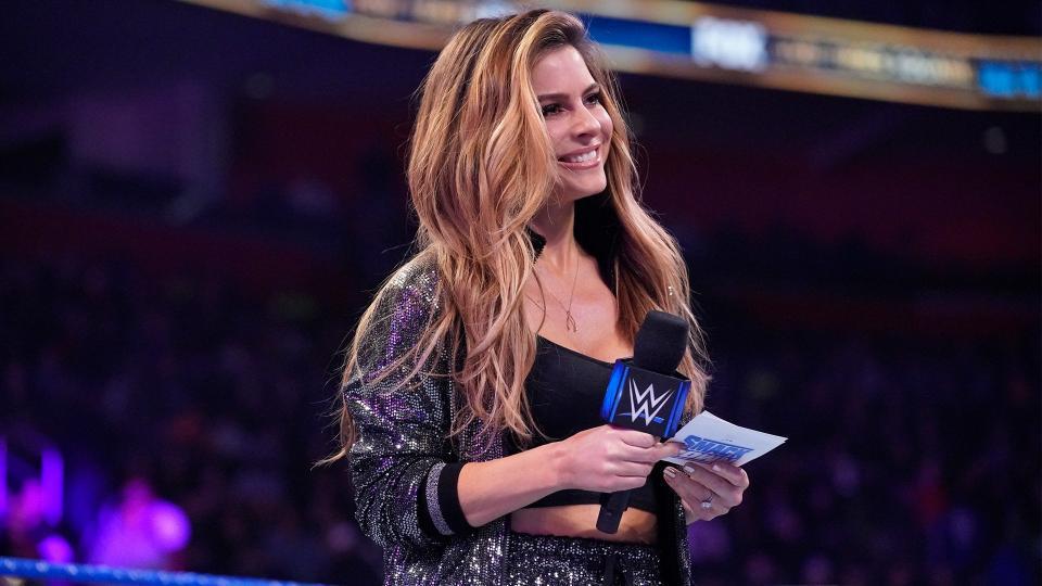 Maria Menounos rejeitou grande oferta da WWE - Wrestling PT