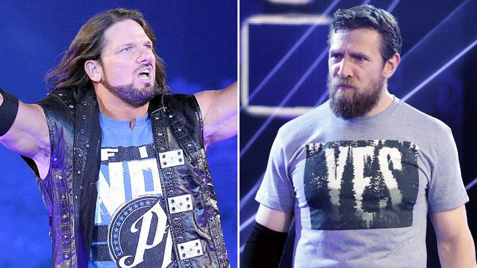AJ Styles e Daniel Bryan estão na final do torneio - Wrestling PT