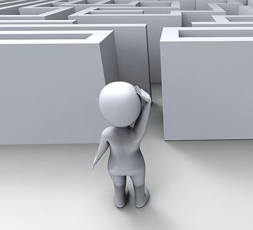 O obstáculo que na verdade não existe!