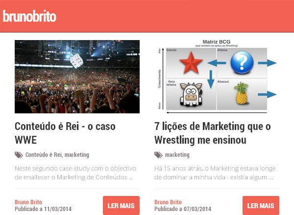 Marketing e Wrestling na mesma frase!