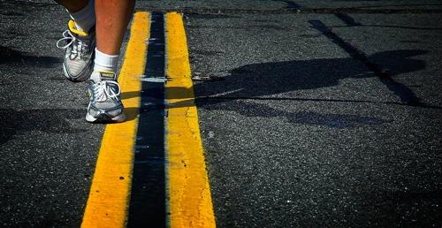 A vida é uma maratona, não um sprint