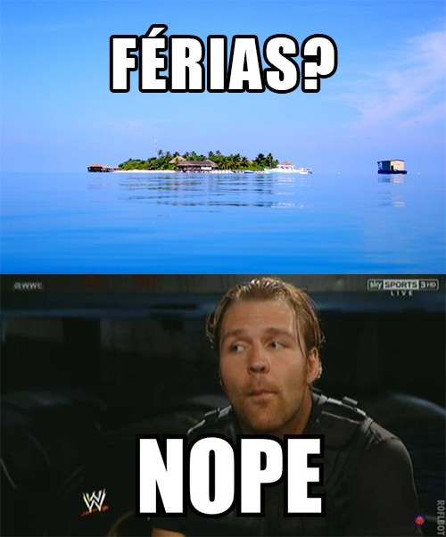 Escuta o que o tio Ambrose te diz